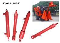 GS Agricultural Hydraulic Cylinders , Double Acting With Piston Hydraulic Oil Cylinder