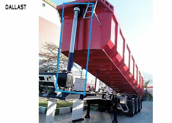 Trailers Tankers Flatbed Tipperselectric Telescopic Cylinder Medium Pressure